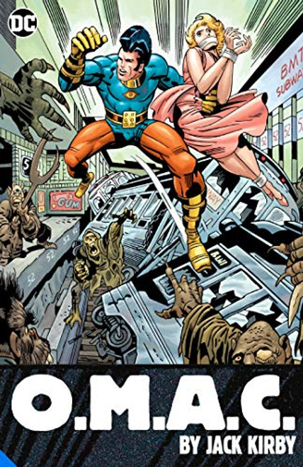 Omac One Man Army Corps by Jack Kirby