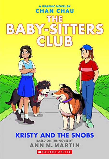 Baby Sitters Club 10 Kristy and Snobs