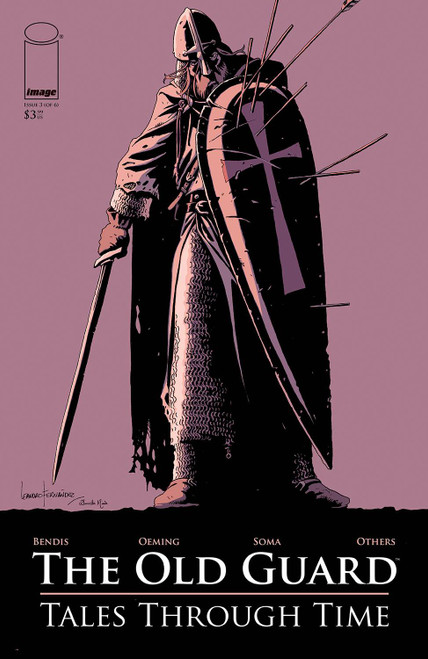 Old Guard Tales Through Time #3 (of 6) Cover A Fernandez