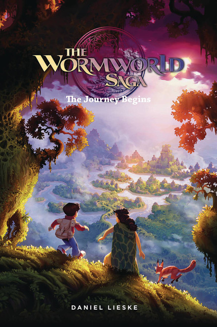 The Wormworld Saga 1 The Journey Begins