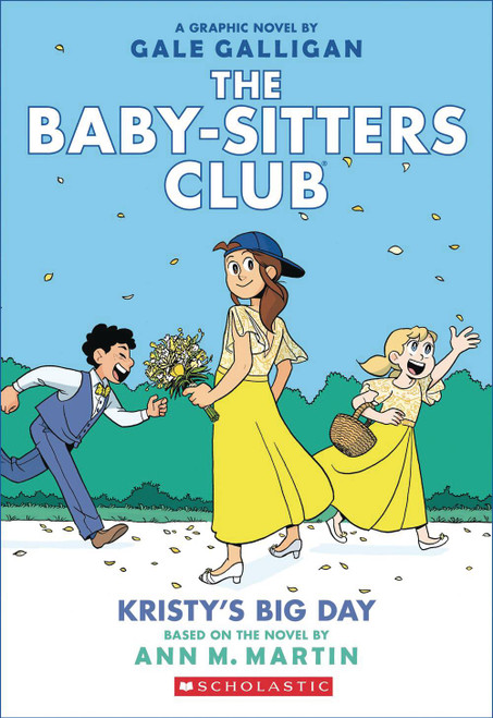 Baby-Sitters Club 6 Kristy's Big Day