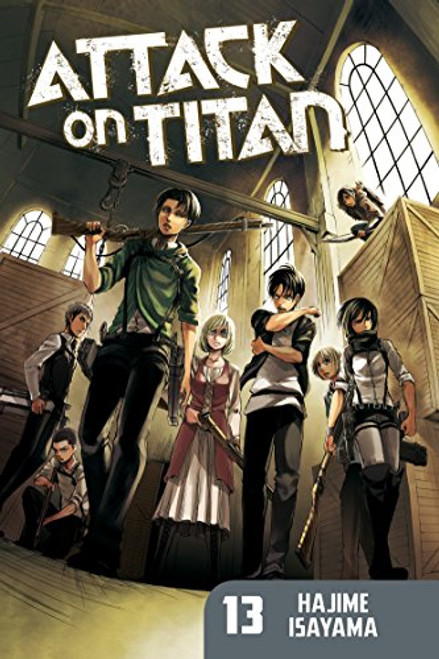 Attack on Titan 13