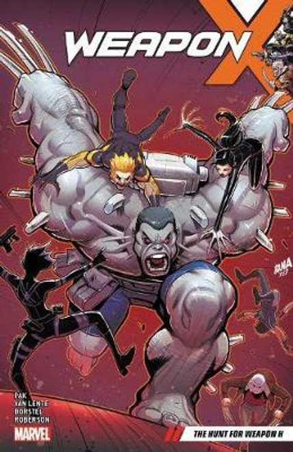 Weapon X 2 The Hunt for Weapon H