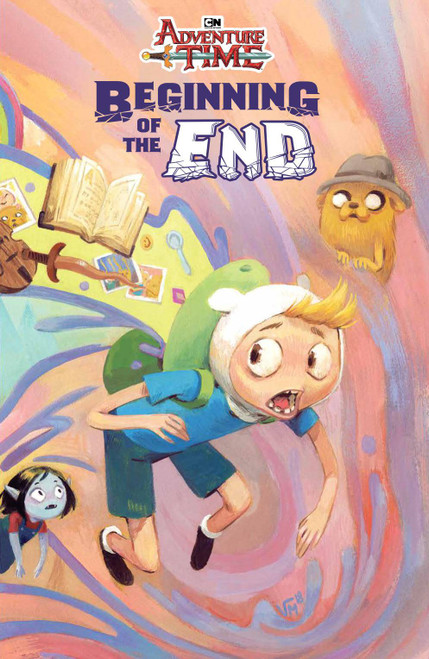 Adventure Time Beginning of the End