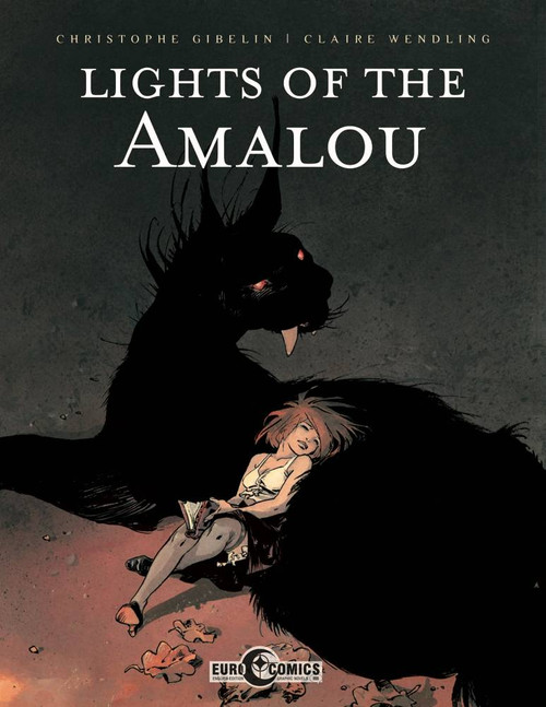 Lights of The Amalou Christophe Gibelin Claire Wendling