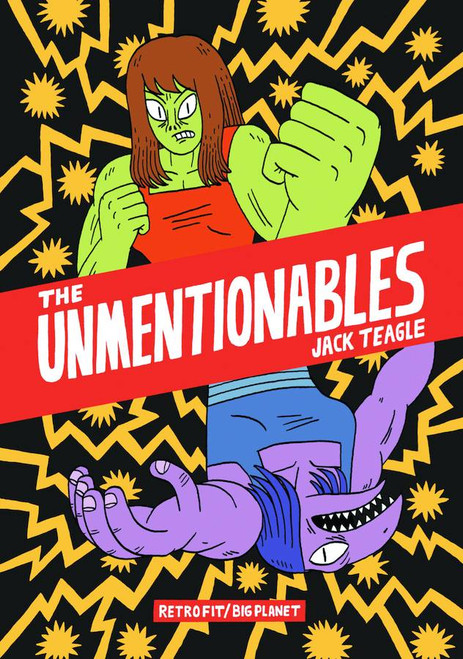 The Unmentionables Jack Teagle