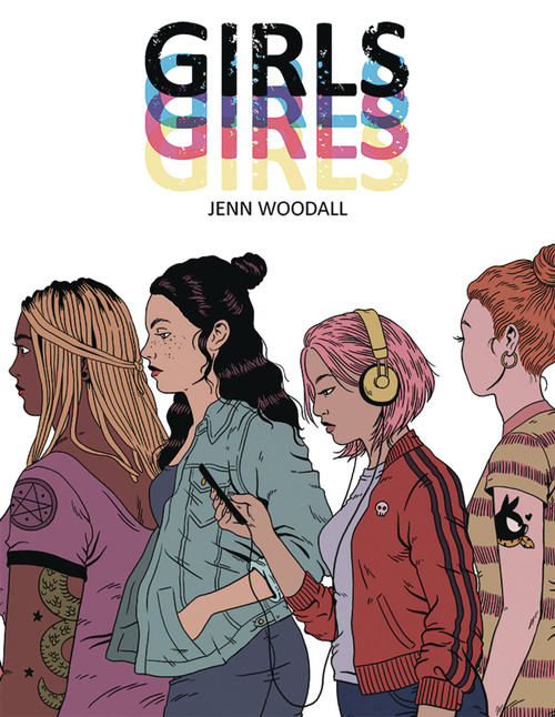 Girls Jenn Woodall