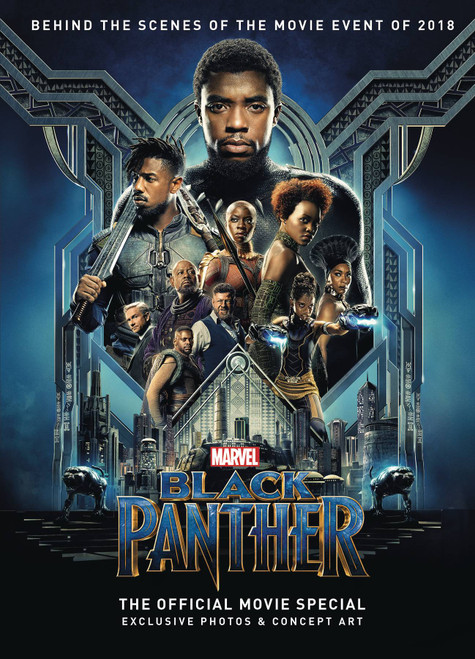 Black Panther The Official Movie Special HC