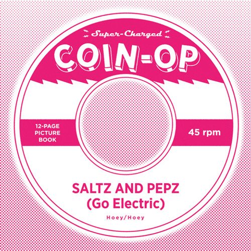 Coin-Op Saltz And Pepz (Go Electric) Hoey