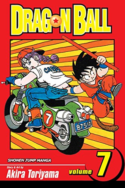 Dragon Ball 7 General Blue And The Pirate Treasure