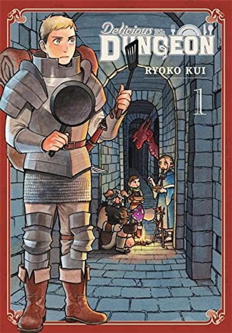 Delicious In Dungeon 1