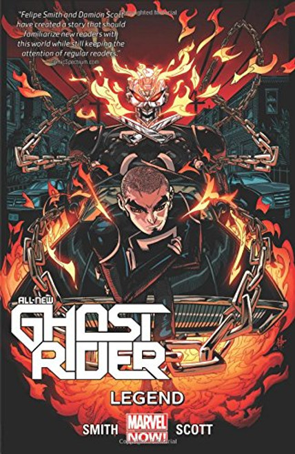 All-New Ghost Rider 2 Legend