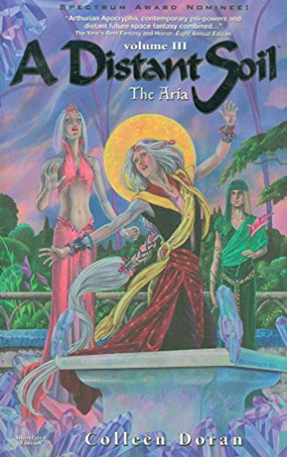 A Distant Soil 3 The Aria