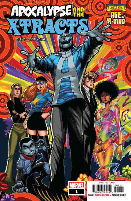 Age of X-Man Apocalypse and X-Tracts #1 (of 5)