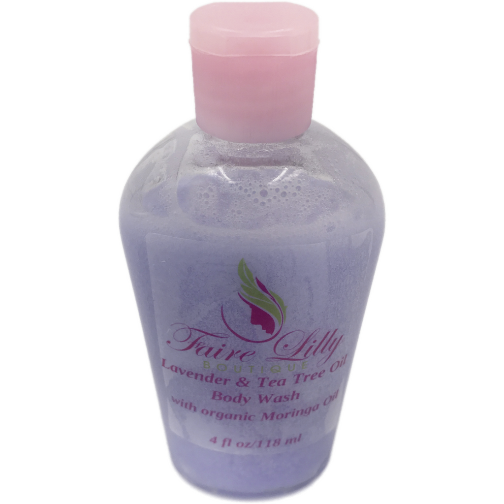 Lavender & Tea Tree Oil Body Wash