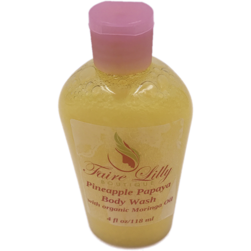 Pineapple Papaya Body Wash