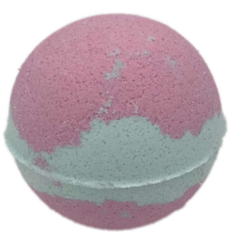 The Aliens Are Coming Bath Bomb-Pink