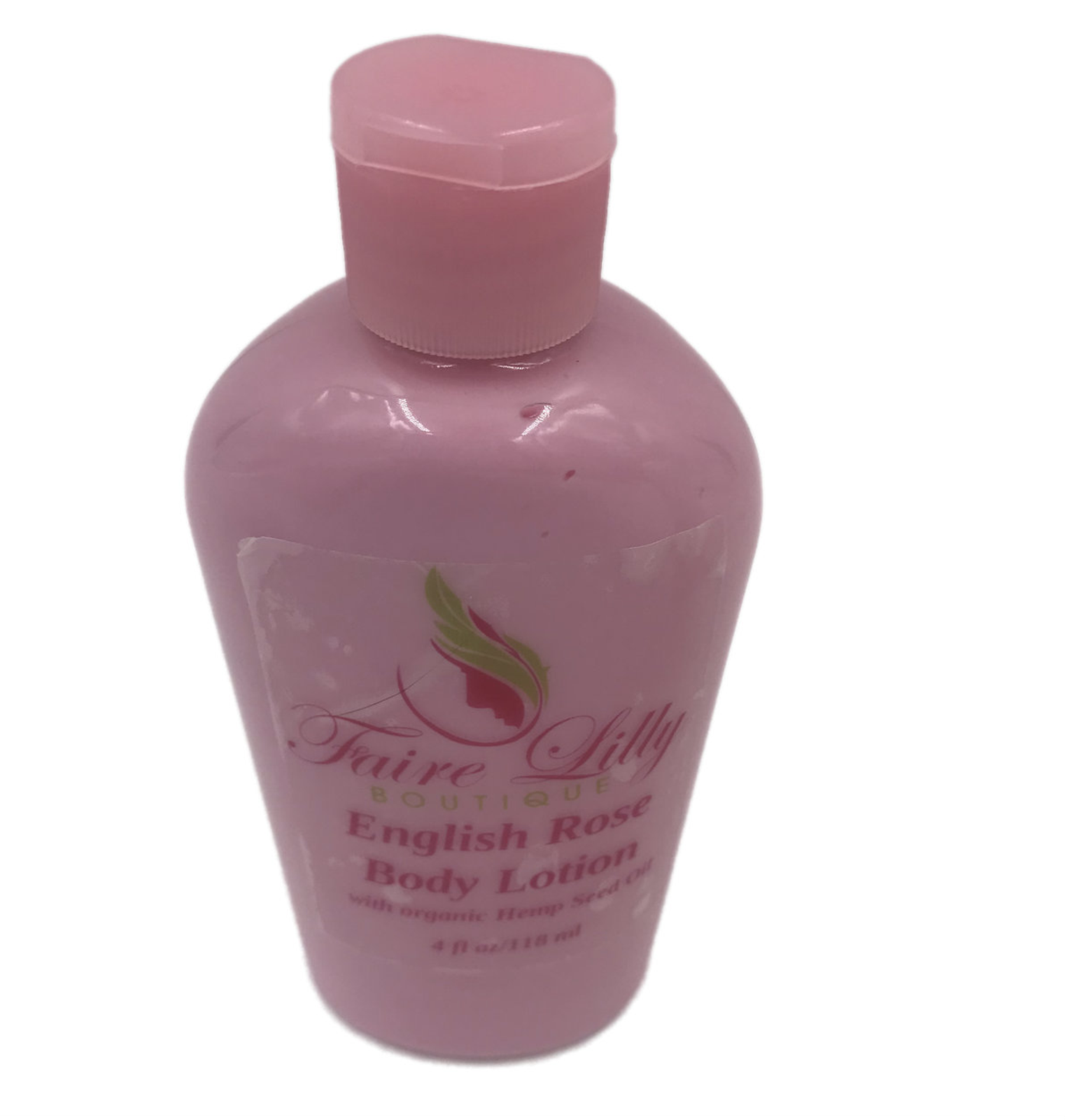 English Rose Hemp Seed Oil Lotion