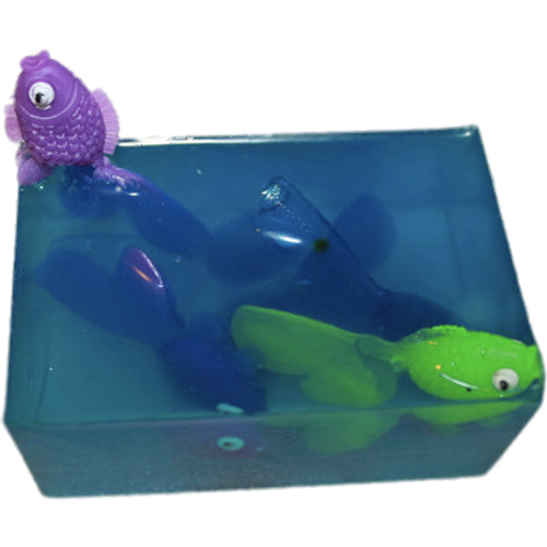Swimming with the Fishies Soap