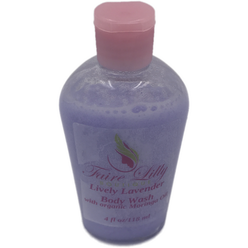 Lively Lavender Body Wash