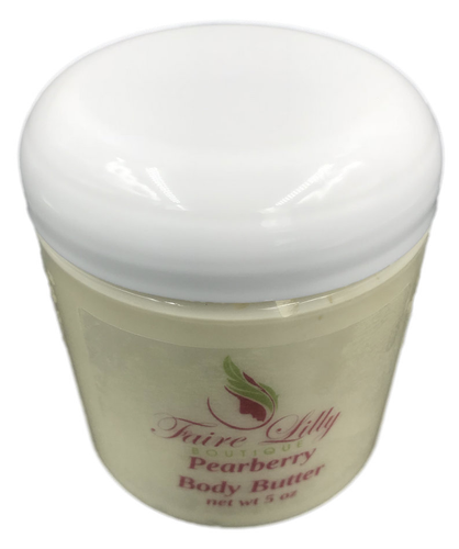 Pearberry Body Butter