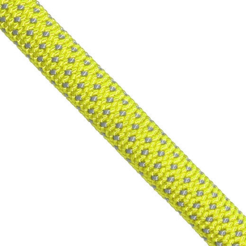 Scandere 11.5mm 48 Strand Yellow Climbing Line