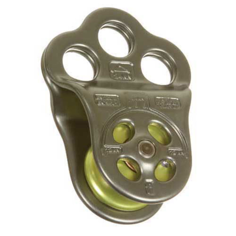 Hitch Climber Pulley Titanium