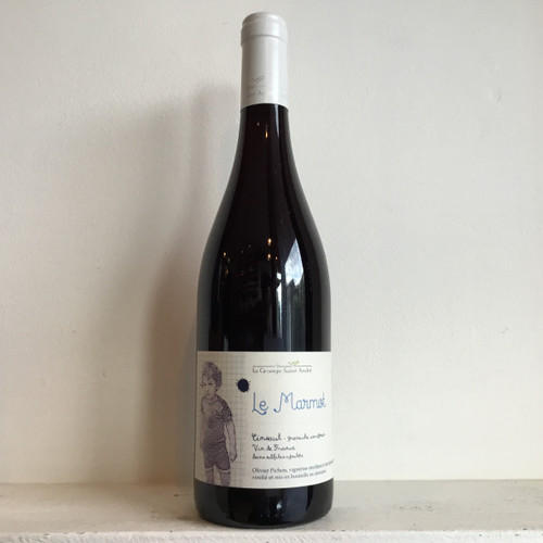 La Grange Marmot | Wayward Wines Natural Wine