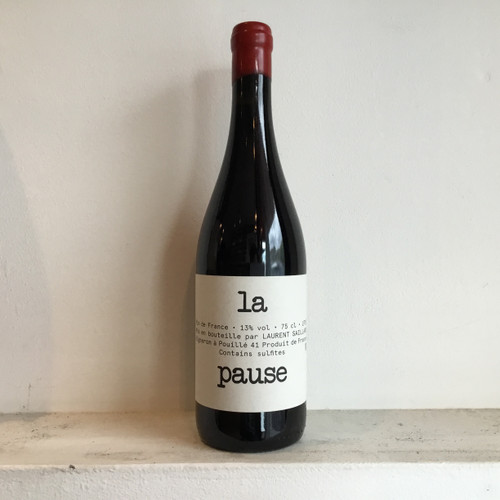 Laurent Saillard La Pause 2018 | Wayward Wines