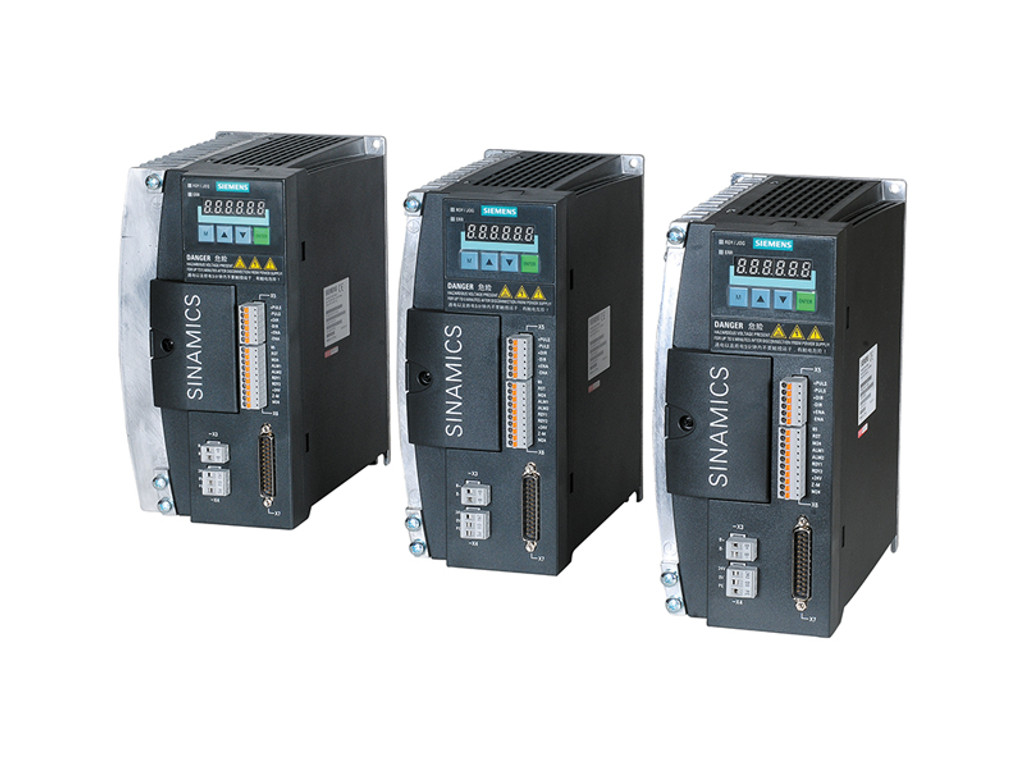 Siemens 808D Basic V60 Drives