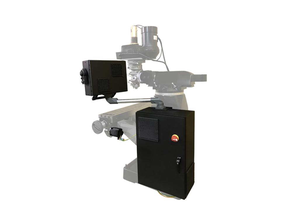 Siemens 828D 2-Axis Knee Mill CNC Retrofit Kit (No Mechanical)