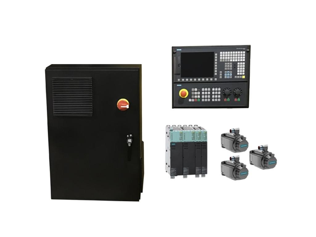 Siemens 828D Bed Mill CNC Retrofit Kit (6Nm)