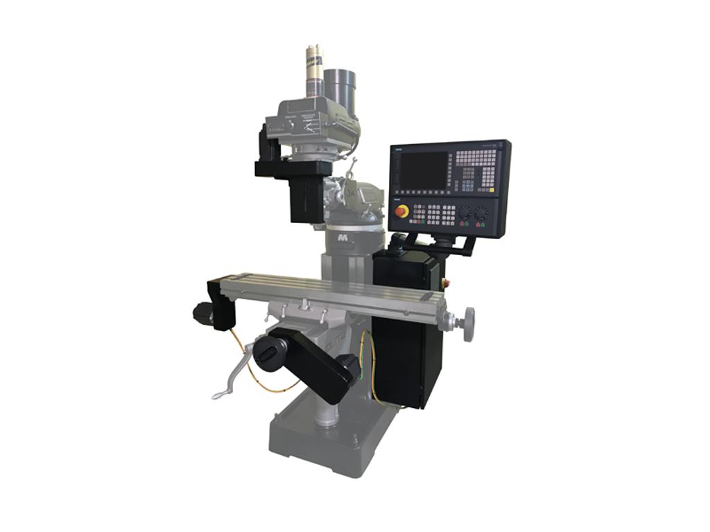 Siemens 828D 3-Axis Knee Mill CNC Retrofit Kit