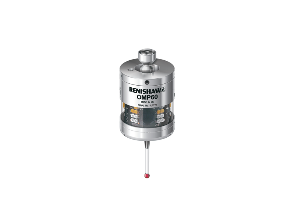 OMP60 Optical Transmission Part Probe for Machining Centers
