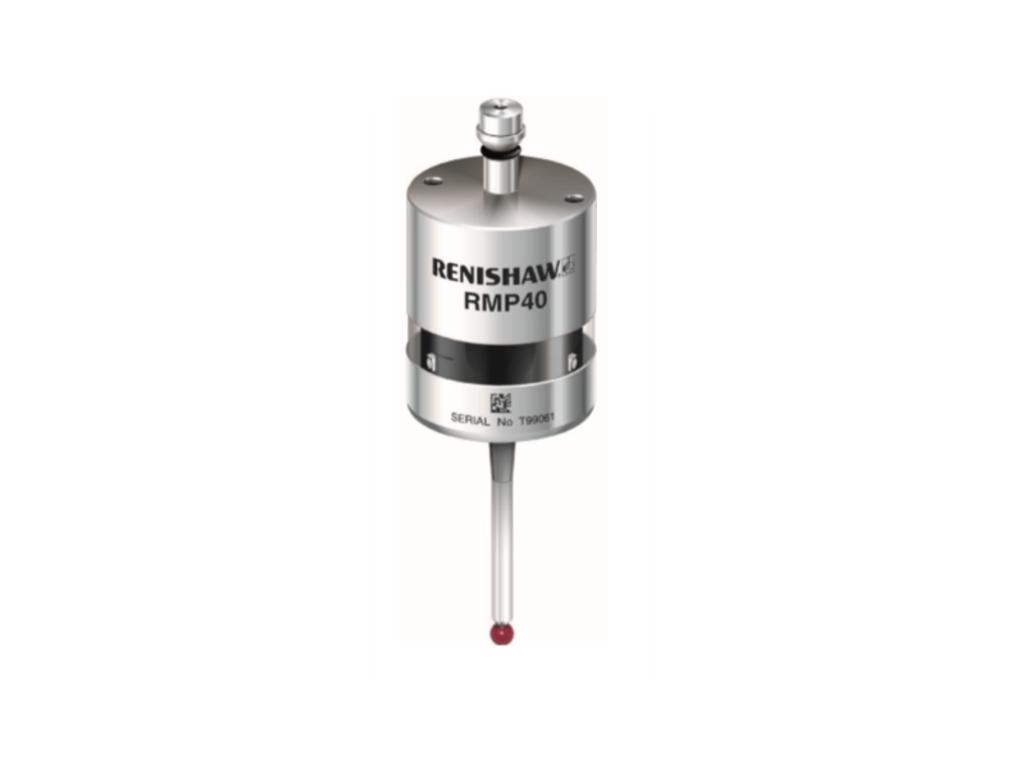 Renishaw RMP40 Radio Transmission Part Probe for Machining Centers