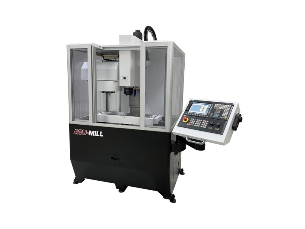 KENT Acu-Mill AM5 Educational/R&D CNC Machining Center Machine with Siemens 828D