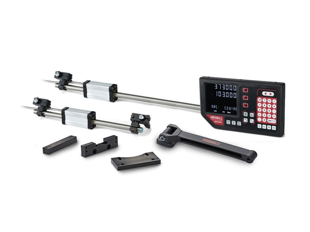Newall NMS300 3-Axis Mill DRO Kit