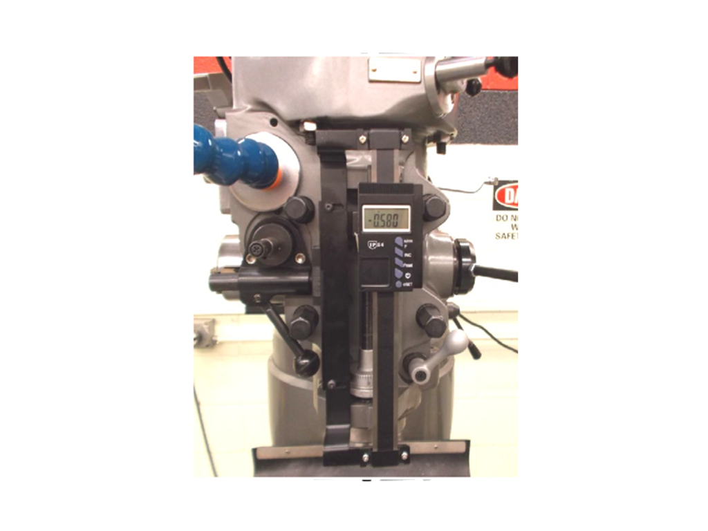 iGaging 35-608 Knee Milling Machine Z Axis Quill Kit, IP54 Digital Scale