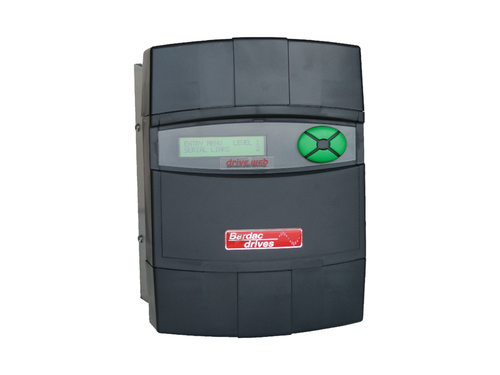 10hp 230V 4-Q Regenerative Reversing Digital DC Drive with power package (36Arm Amps)