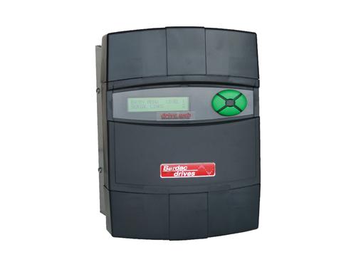 25hp 230V 4-Q Regenerative Reversing Digital DC Drive with power package