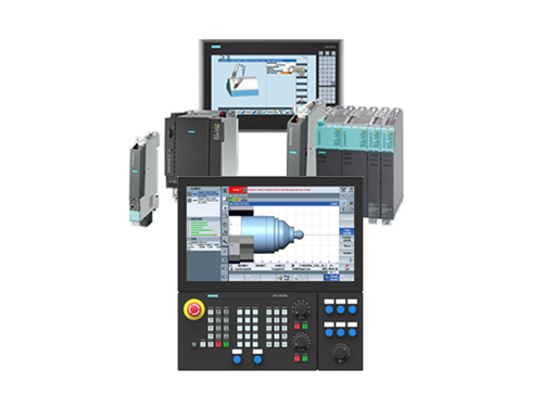 Siemens SINUMERIK 840D sl CNC - Turnkey CNC Retrofit Solution