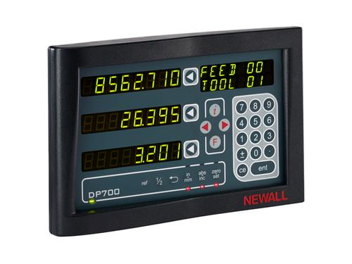 "Newall - DP700, 12"" x 120"" Travel, Lathe DRO Kit"