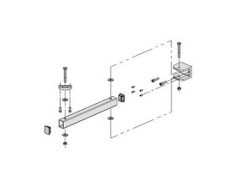 Acu-Rite - Grinding Application Readout Mounting Arm Bracket