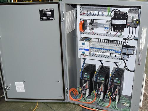 Prebuild Siemens CNC Kit Enclosure