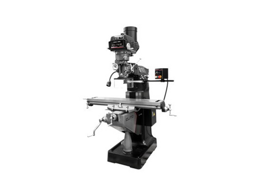 "Jet ETM-949VS, Elite 9"" x 49"" Vertical Milling Machine, 230V, 3PH"