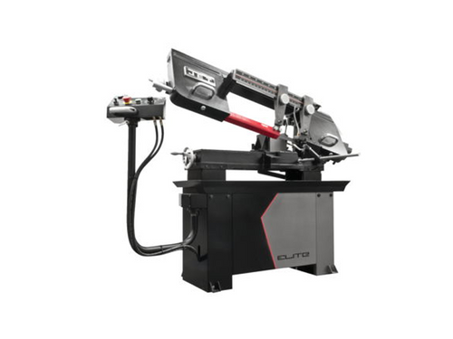 "Jet EHB-8VSM, Elite 8"" x 13"" Variable Speed Mitering Bandsaw"
