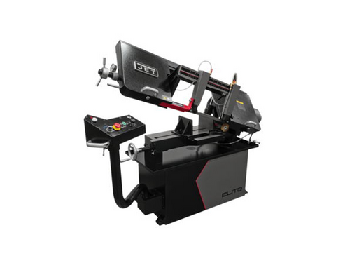 "Jet EHB-916V, Elite 9"" x 16"" Variable Speed Horizontal Bandsaw"