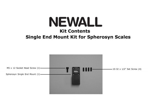 Newall Single End Mount for Spherosyn Scale