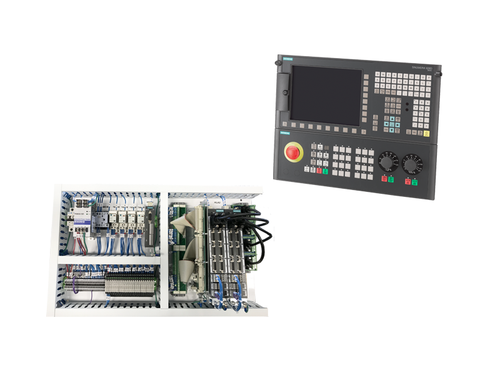 Siemens 828D Control-Only Retrofit for CNC Milling Machines