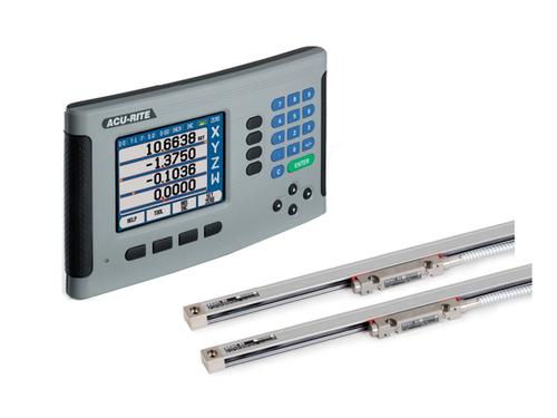 Acu-Rite 300S 2-Axis Mill DRO Kit